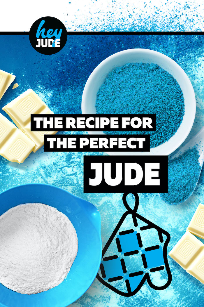 A recipe for the perfect jude